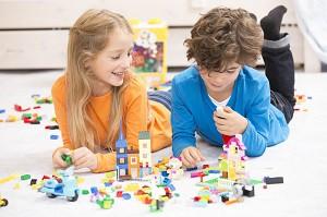 300 Lego Kinder